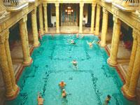 Hotel termali e wellness, bagni termali a Budapest, Ungheria